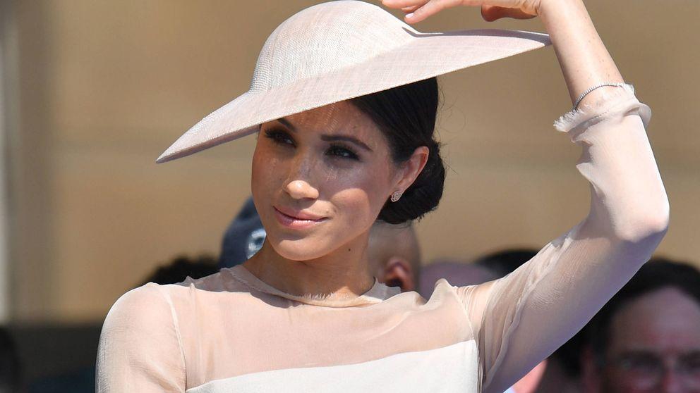 Analizamos al detalle el primer look de Meghan Markle tras la boda real