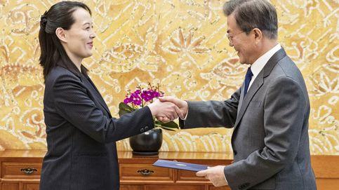 Reunión entre las coreas y atardecer belga: el día en fotos