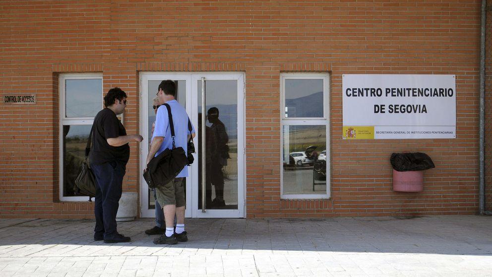 Dos presos de la cárcel de Segovia intentan suicidarse tras la muerte de tres reclusos esta semana