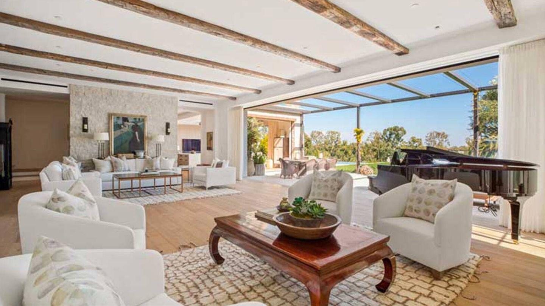 La espectacular mansión que vende Michelle Pfeiffer en The MLS.com. (Cortesía)