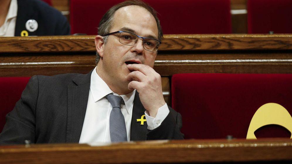 Foto: El exconseller de Presidencia Jordi Turull. (Reuters)