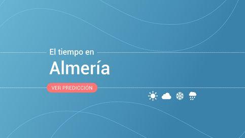El tiempo en Almería para hoy: alerta amarilla por fenómenos costeros y vientos