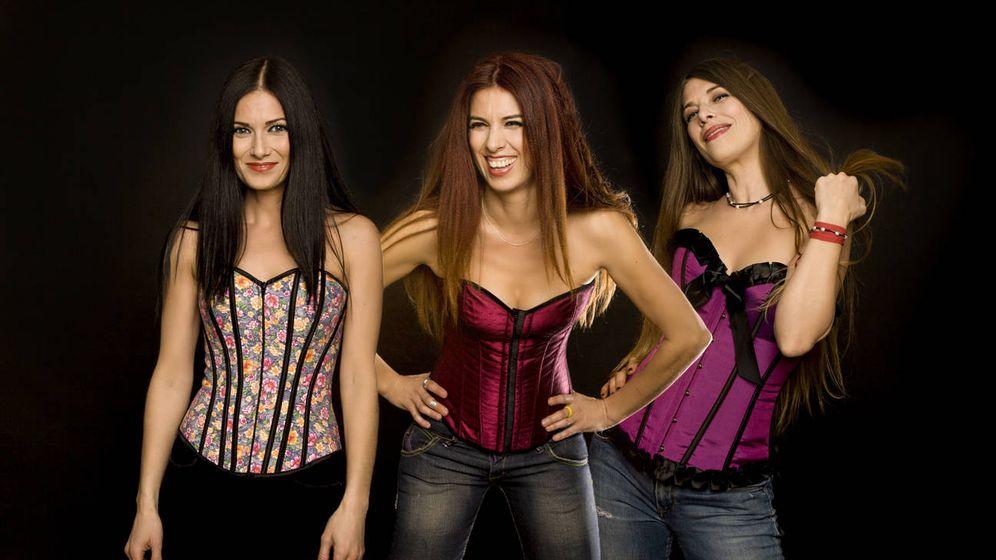 Foto: Imagen promocional de Las Ketchup (TT Music)