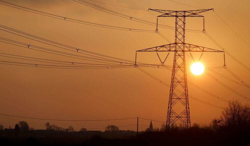 Foto: El precio de la electricidad marca otro máximo desde diciembre de 2013. (Reuters)