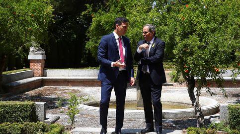 El diálogo Gobierno-Generalitat sigue adelante pese a los vetos de Puigdemont