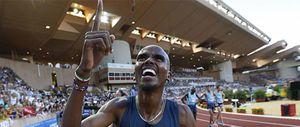 Mo Farah 'roba' a Fermín Cacho el récord de Europa en 1.500 metros