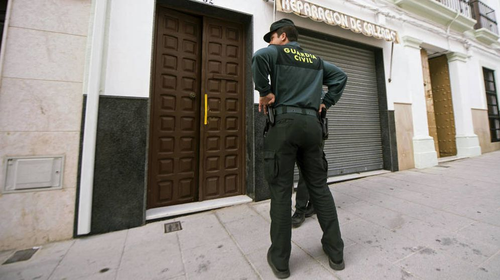 Foto: Un agente de la Guardia Civil. (EFE)