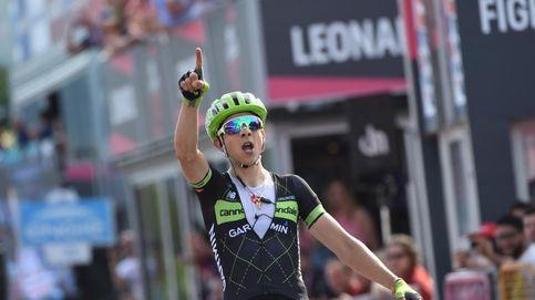 Formolo se lleva la cuarta etapa del Giro y Clarke se queda con la 'maglia rosa'