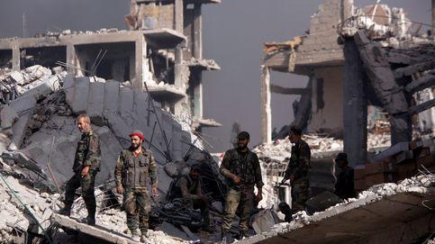 Asad se hace con el control total de Damasco