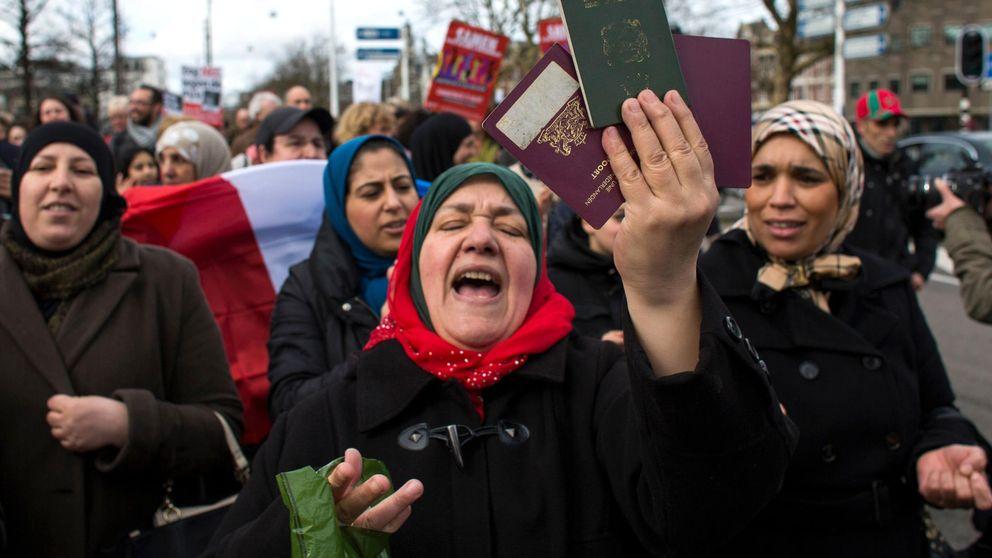 Alivio moderado entre los musulmanes de España por la no victoria Wilders