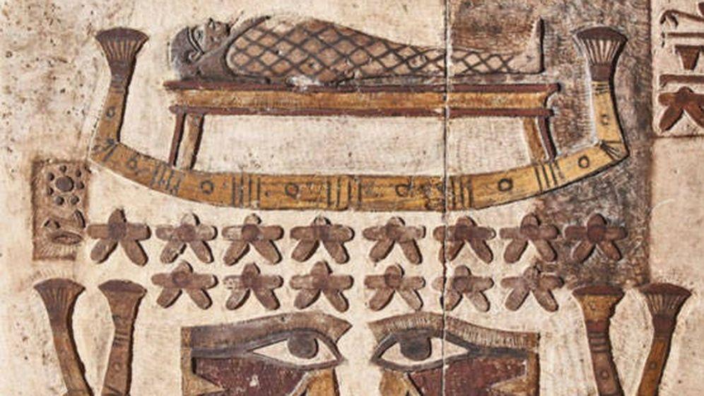 Foto: Los antiguos egipcios tenían sus propias constelaciones  (Foto: Universidad de Tubinga)