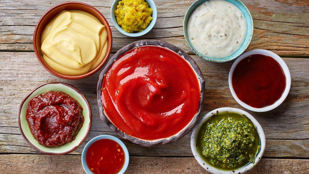 Foto: Todos estos tipos de condimentos se pueden hacer en casa. (iStock)