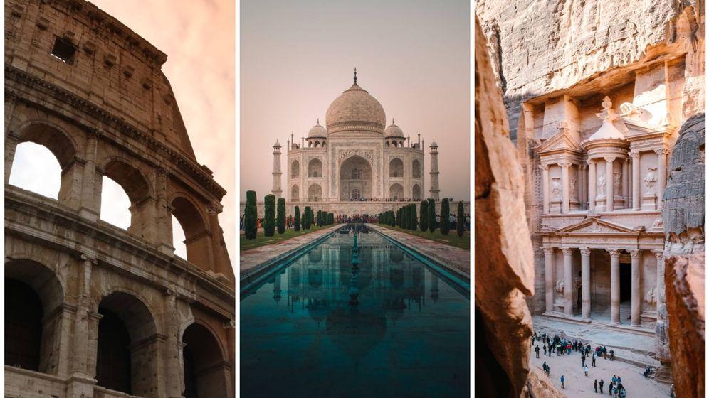 Foto: Las 7 maravillas del Mundo Moderno. (El Confidencial - Unsplash)