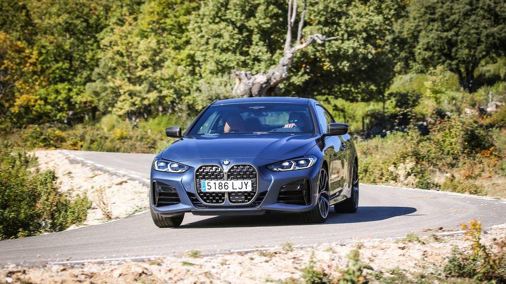 Foto: Nuevo BMW Serie 4, ¡viva la deportividad!