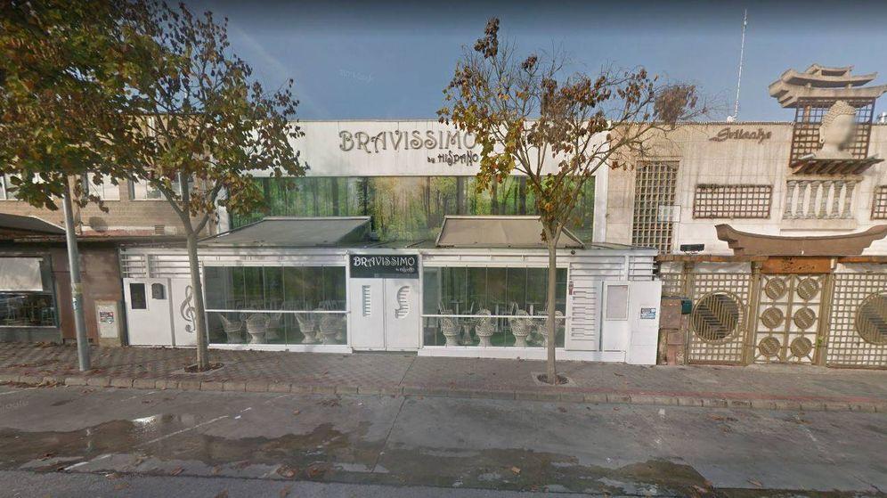 Foto: Pub de copas en Montequinto, ubicado en Dos Hermanas (Sevilla). (Google Maps)