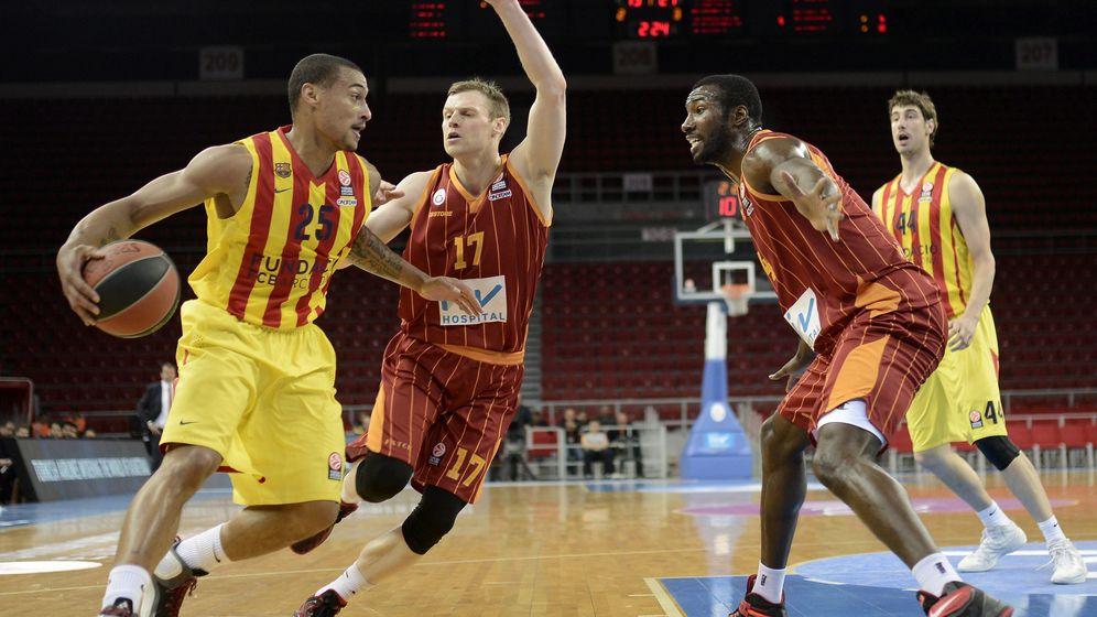 Foto: El Barcelona ganó sin problemas en Turquía (Efe).