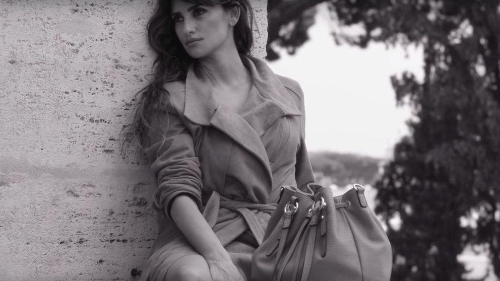 Penélope Cruz se pone intensa en su última campaña publicitaria