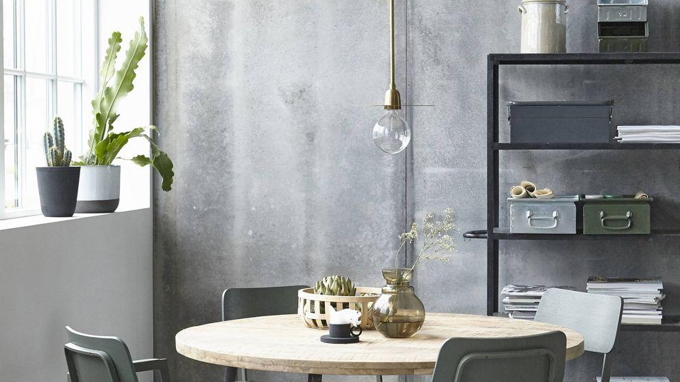 Estilo industrial: 25 claves para convertir tu salón en un 'loft' neoyorquino