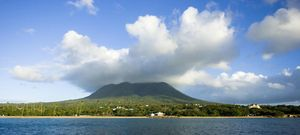 Foto: La mujer que dirige 1.200 compañías desde una isla del Caribe