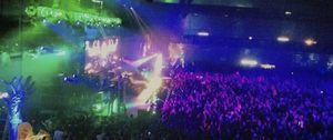 Foto: Atestado policial: el aforo del Madrid Arena estaba sobradamente sobrepasado