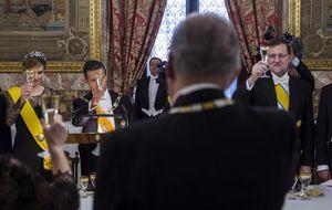 Las tres 'últimas cenas' de Don Juan Carlos: laboral, política y familiar