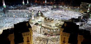 Post de Arabia Saudí derriba un misil yemení que asegura que se dirigía a La Meca