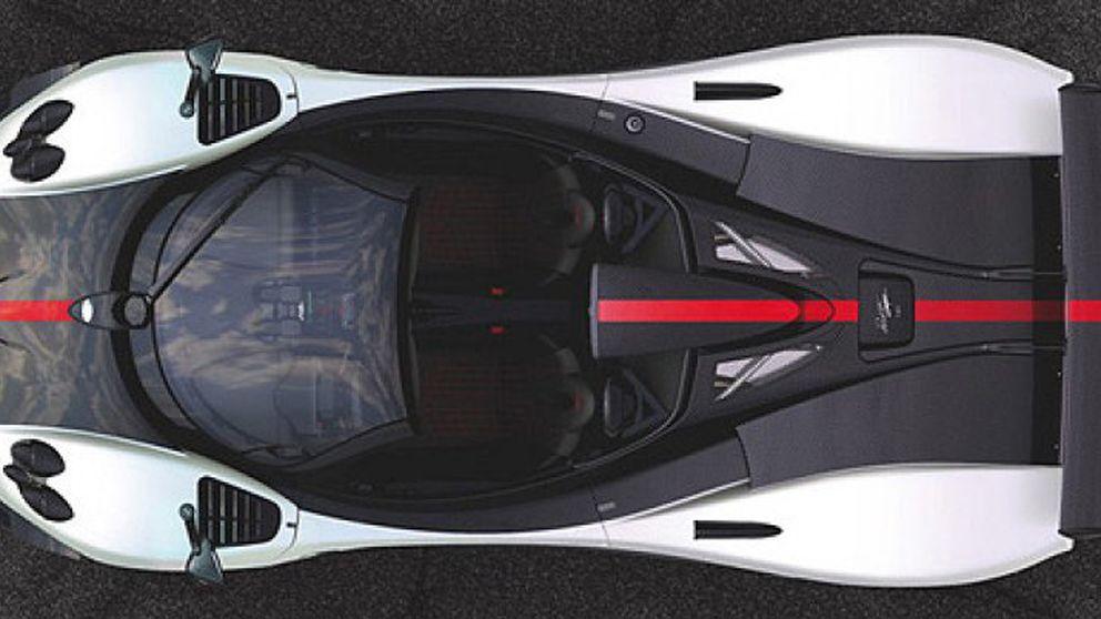 La exclusividad del Pagani Zonda Cinque Roadster