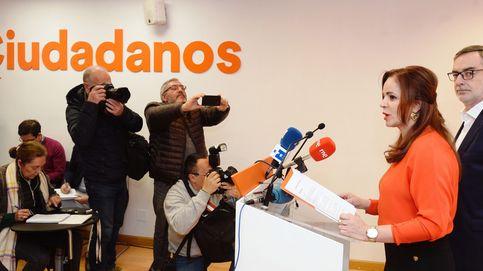 Un matemático, IP repetidas... Los votos de la discordia de Cs en Castilla y León