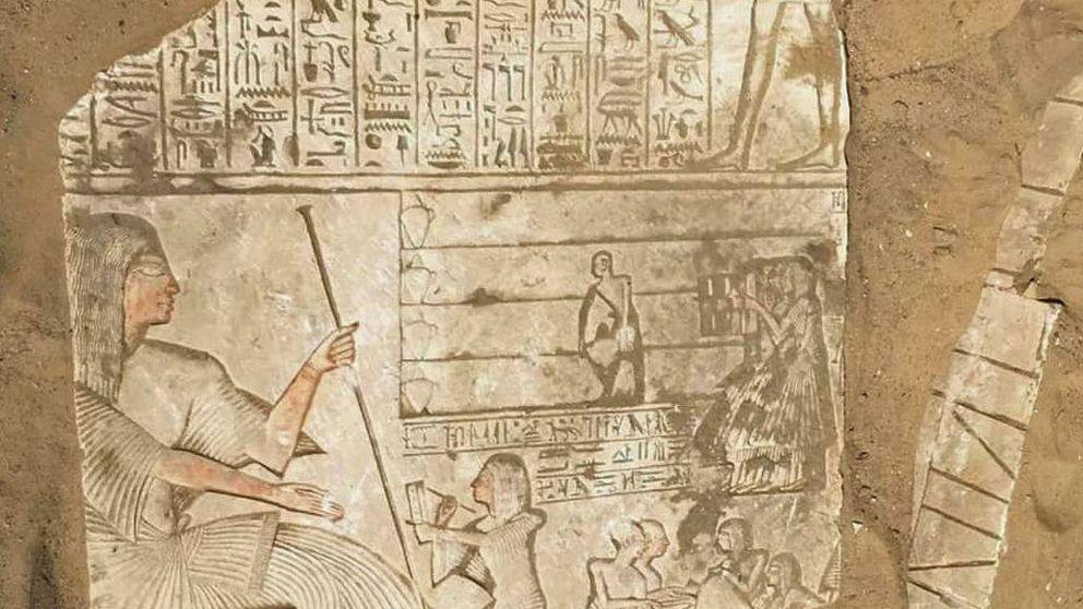 Esta tumba egipcia ocultaba un secreto, y acaba de ser descubierto