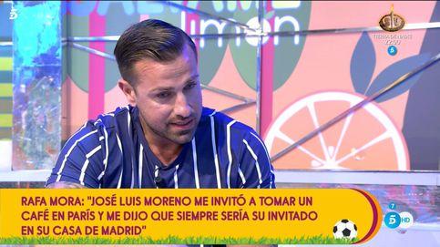 Tengo miedo a hablar: Rafa Mora, sobre su turbio episodio con José Luis Moreno