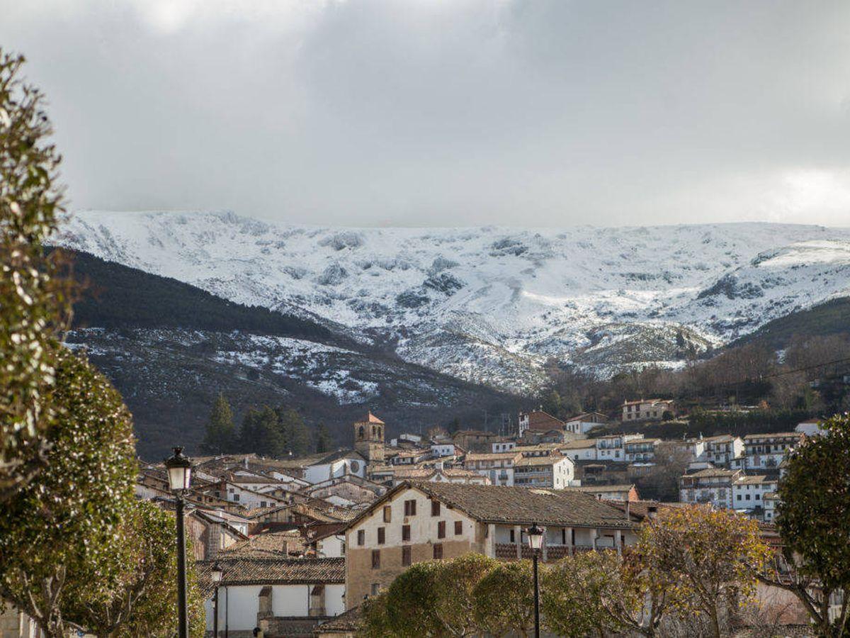 Foto: Una imagen del pueblo. (Ayuntamiento de Candelario)