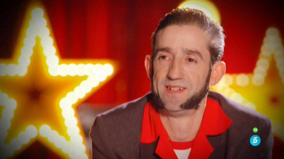 Foto: Antonio 'El Tekila', ganador de la segunda edición de 'Got Talent España'.