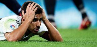 Post de El mal de Marco Asensio no tiene que ver con la rodilla: lo que le falla es la cabeza