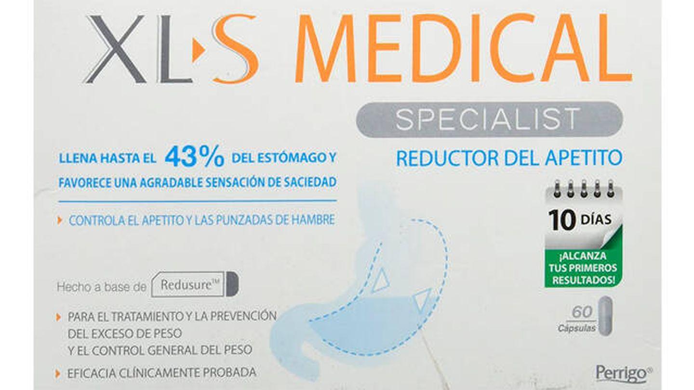XLS Medical: cápsulas reductoras del apetito