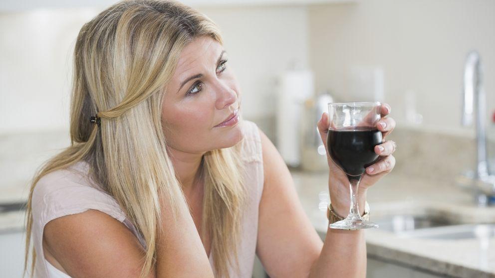 """""""Una copa grande de vino es igual que tres chupitos de vodka"""""""