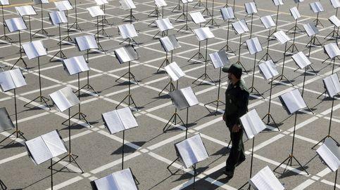 Desfile militar anual en Irán