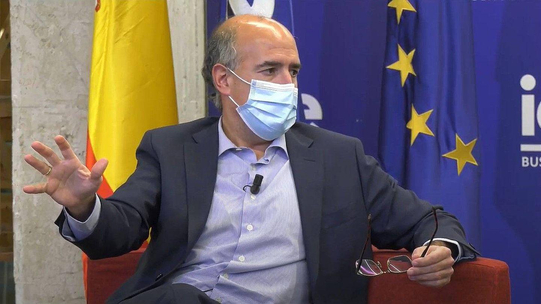 Gonzalo Sánchez, 'chief compliance officer' y director de Auditoría Interna del Grupo Elecnor.