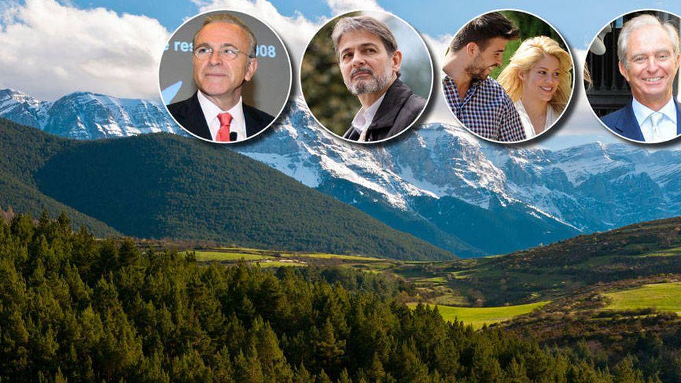 Piqué, Shakira, Palatchi, Fainé, Pujol... La Cerdanya, el refugio de la 'jet' catalana