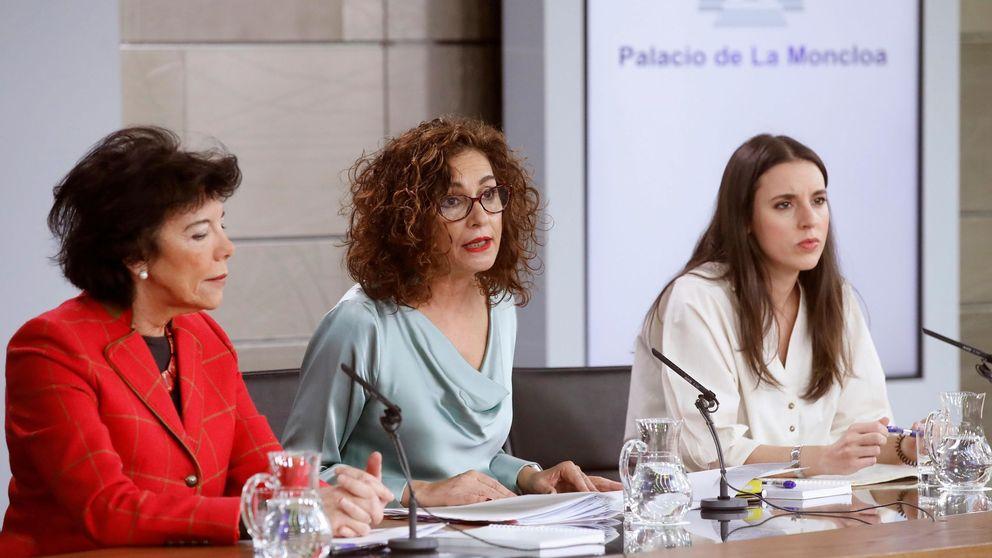 Ofensiva del Gobierno contra el pin parental de Murcia: piden retirarlo del acuerdo
