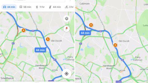 Google Maps te avisará de los radares que te vayas a encontrar en la carretera