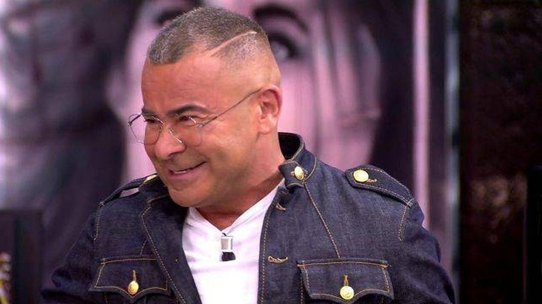 Jorge Javier, con su nuevo look en 'Sálvame'. (Getty)