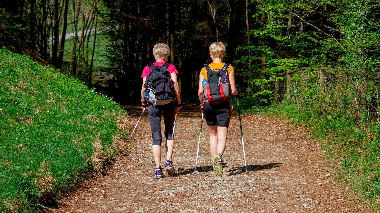 Caminar una hora al día es una gran forma de adelgazar a largo plazo (Pixabay)