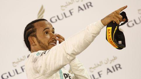 Resultado de Fórmula 1: victoria de Hamilton, Ferrari pincha y Sainz no acaba