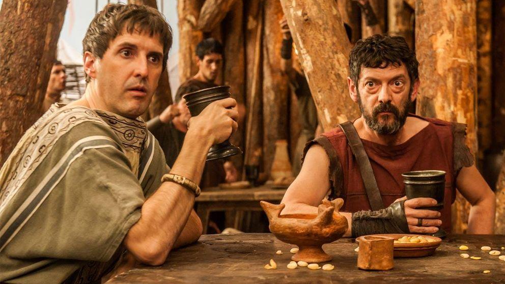 'Justo antes de Cristo' (Movistar+): humor absurdo y desternillante hasta decir basta