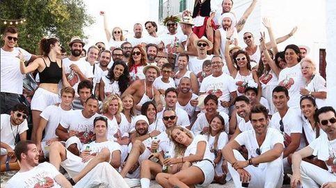 Anna Dello Russo, protagonista (o anfitriona) de las fiestas más 'cool' del verano en Italia