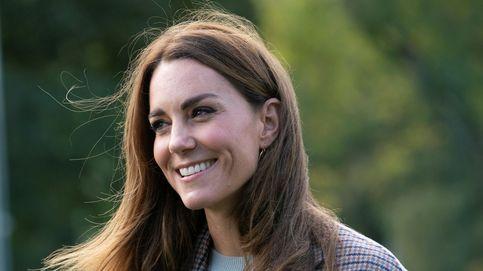 Las entrañables fotos que esconde el salón de Kate Middleton