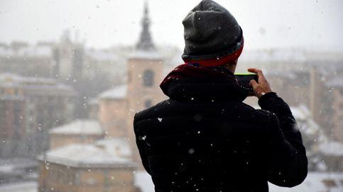 Llega el tiempo invernal: una ola de frío polar traerá nieve, lluvias y 15ºC menos