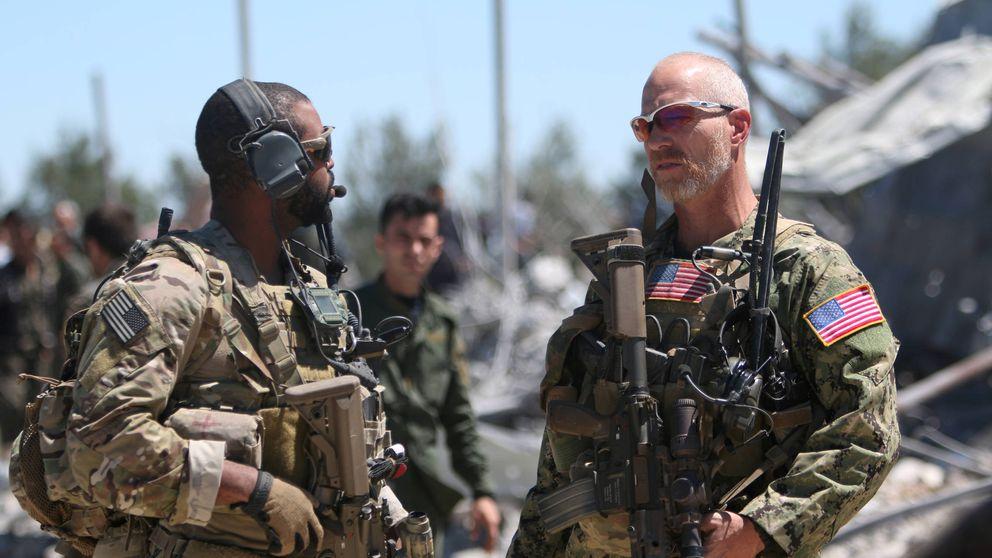 No, Trump no se retira de Siria: una pequeña base es la clave de su estrategia contra Irán