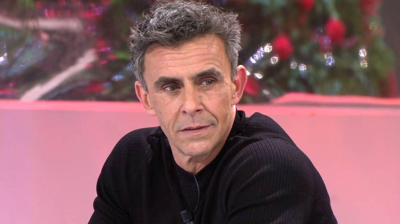Alonso Caparrós, en el programa 'Sálvame'. (Mediaset)