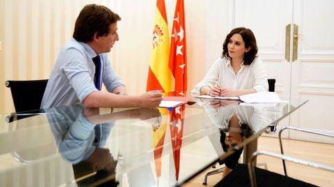 Almeida anuncia que la funeraria de Madrid retoma la recogida de fallecidos con Covid-19